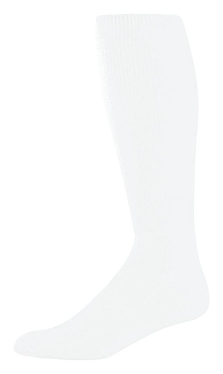 WICKING ATHLETIC SOCK White 005