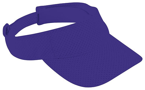 Youth ATHLETIC MESH VISOR Purple 050