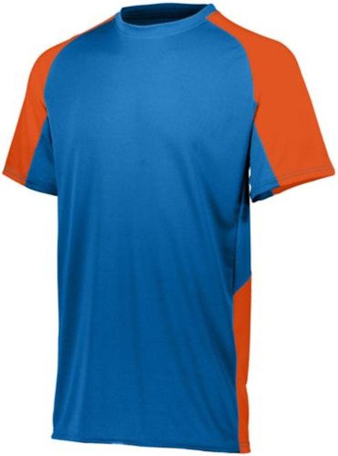 Cutter Jersey Royal Blue/Orange 284