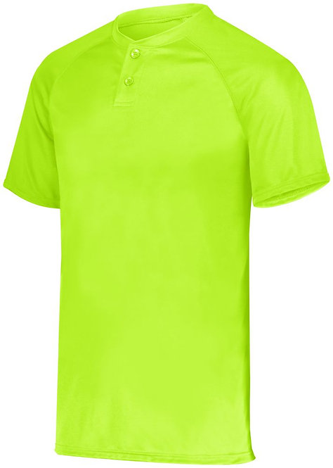 Youth Attain Jersey Lime 096