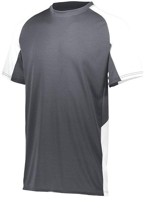 Boy's Cutter Jersey Graphite/White R04