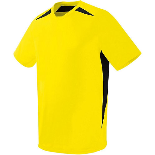 Youth HAWK JERSEY Power Yellow/Black 457
