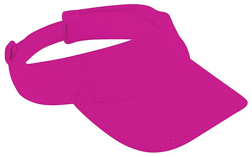 Youth ATHLETIC MESH VISOR Power Pink 809