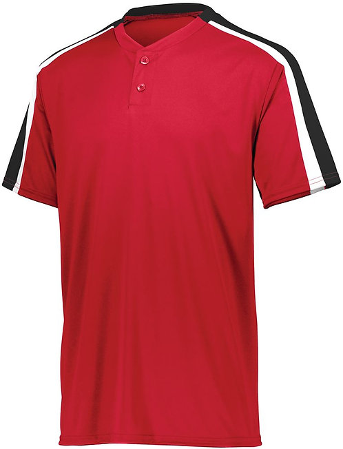 Youth POWER PLUS JERSEY 2.0 Red/Black/White 110