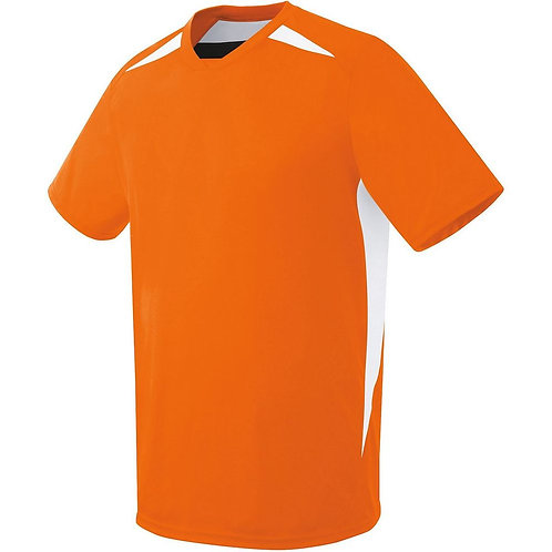 Ladies HAWK JERSEY Orange/White 320