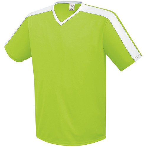 Youth GENESIS JERSEY Lime/White 693