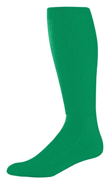 WICKING ATHLETIC SOCK Kelly Green 030