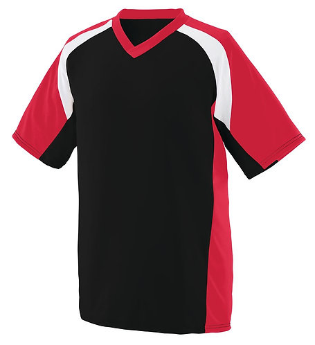 NITRO JERSEY Red/Black/White 527