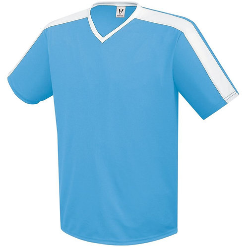 Youth GENESIS JERSEY Columbia Blue/White 293
