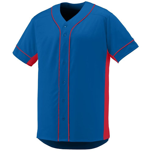 Youth SLUGGER JERSEY Royal/Red 285