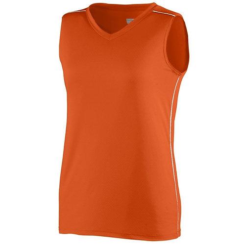 Girls STORM JERSEY Orange/White 320