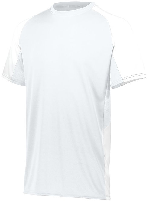 Boy's Cutter Jersey White/White 230