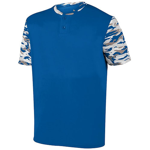 POP FLY JERSEY Royal Blue/Royal Mod X58