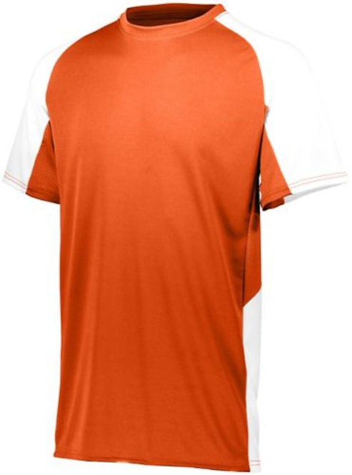 Cutter Jersey Orange/White 320