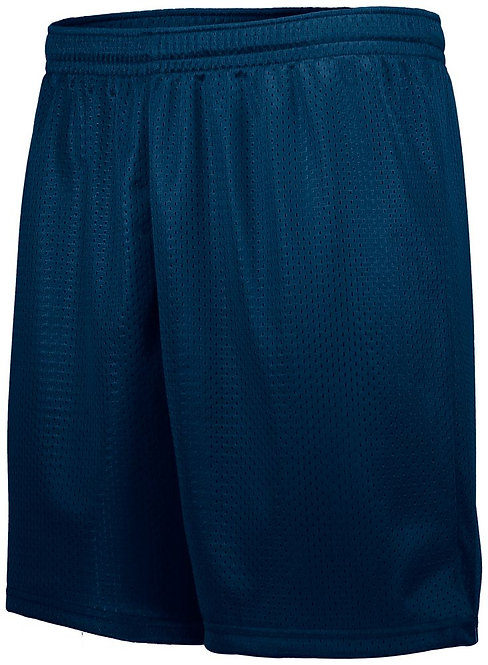 Youth TRICOT LINED MESH  Navy Blue 065