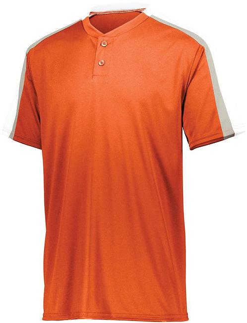POWER PLUS JERSEY 2.0 Orange/White/Silver Grey 686