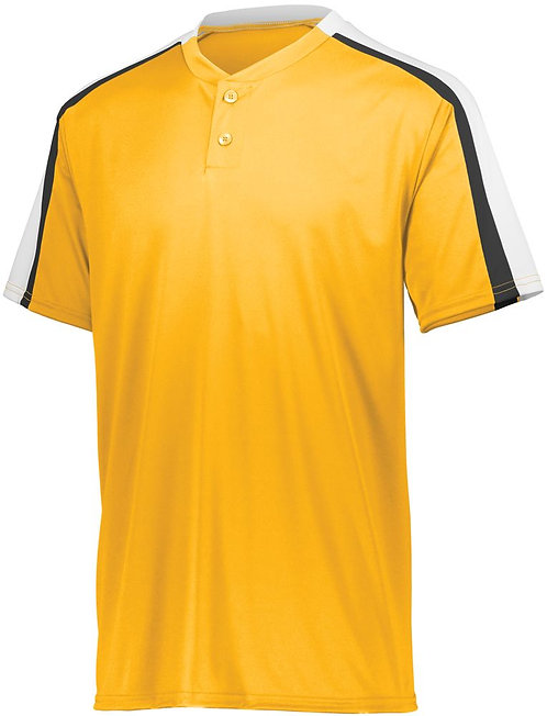 Youth POWER PLUS JERSEY 2.0 Gold/White/Black 655