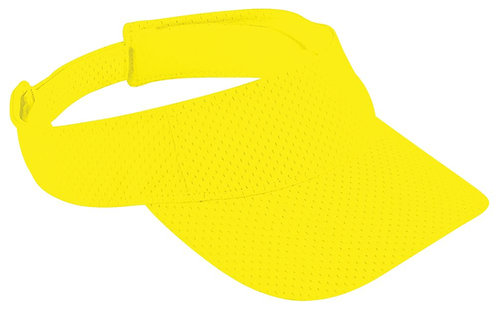 Youth ATHLETIC MESH VISOR Power Yellow 810