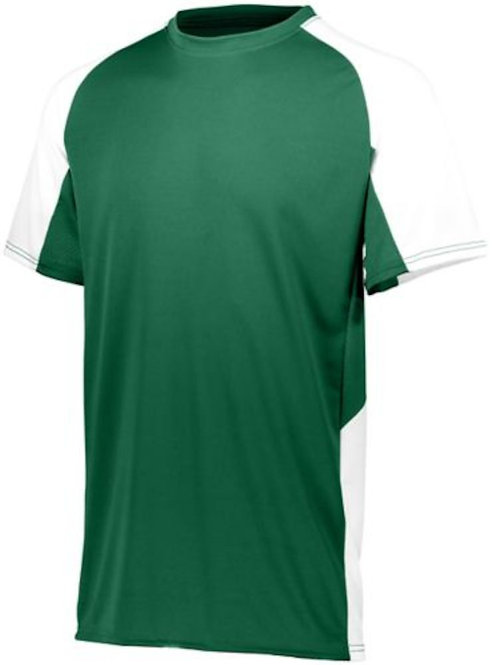 Cutter Jersey Dark Green/White 438
