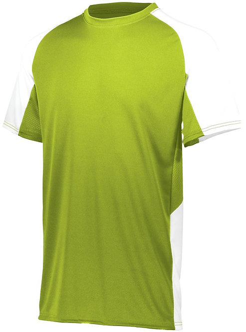 Cutter Jersey Lime/White 693