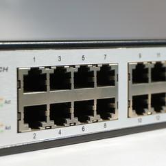 Tillfälligt avbrott på bredband