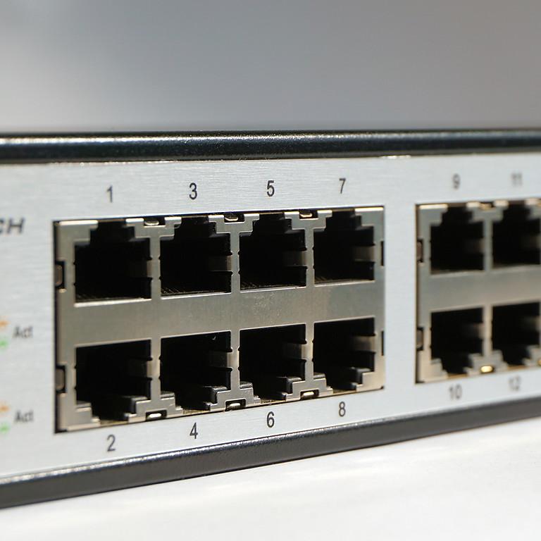 Utdelning av routers - tillfälle 4