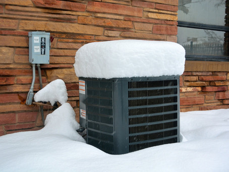Winter HVAC Prep