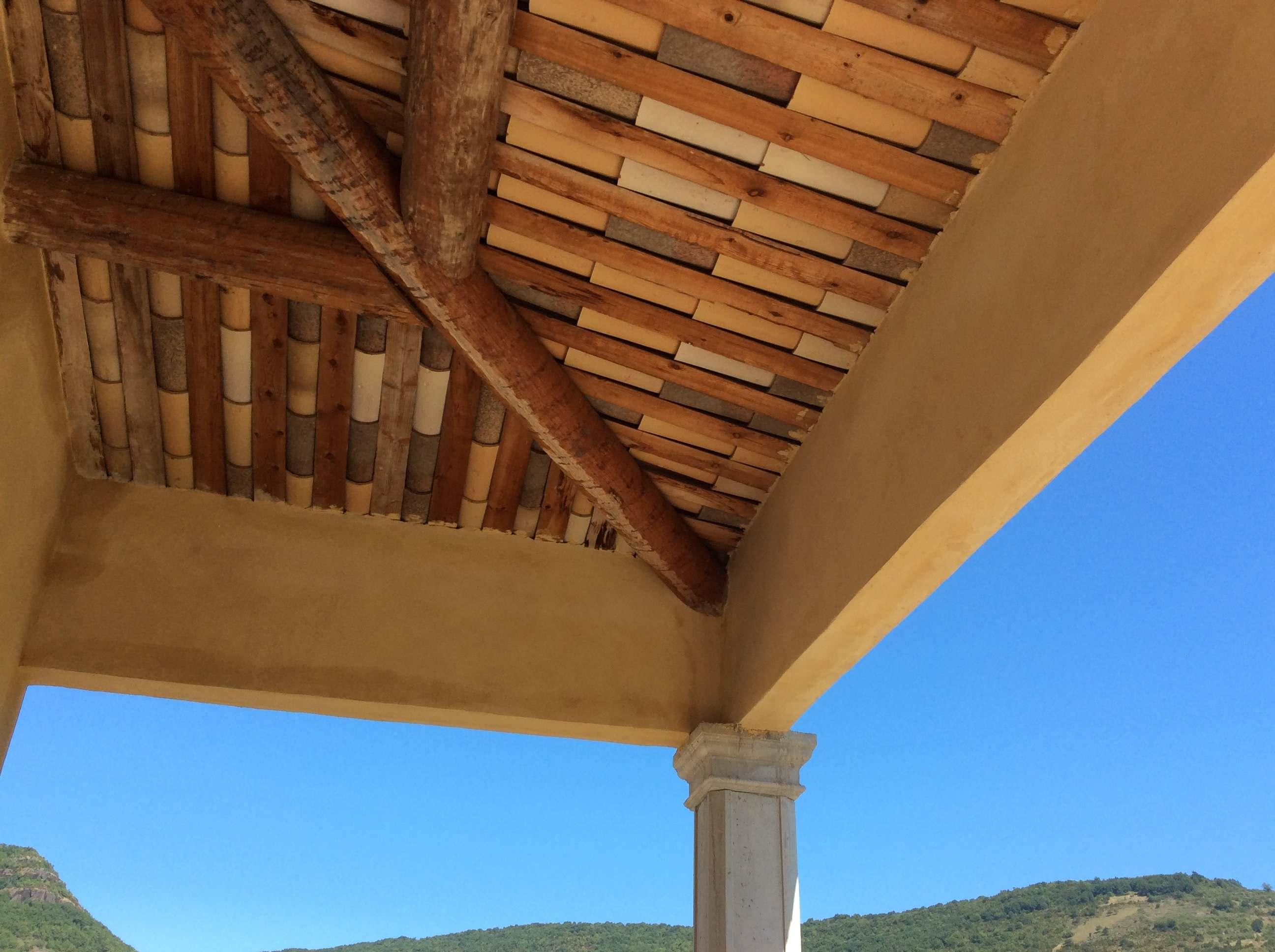 toiture terrasse salle de billard
