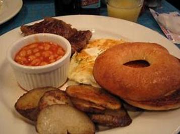 Hot English Breakfast