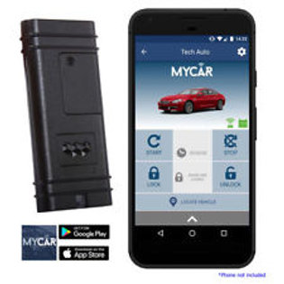 MyCar Smart Phone Package