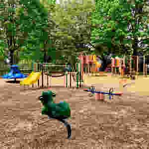 Pomeroy Park playground