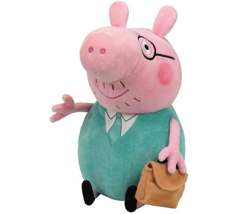 Com a Pelúcia Peppa Pig e sua família, as crianças vão poder brincar o dia  inteiro com seus personagens favoritos!