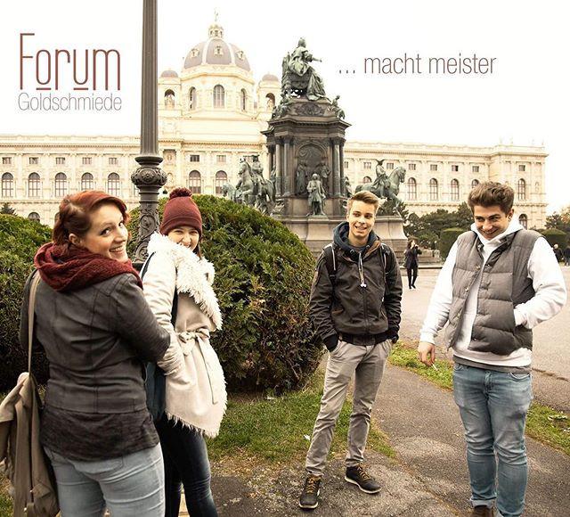 Exkursion ins Kunsthistorischen Museum