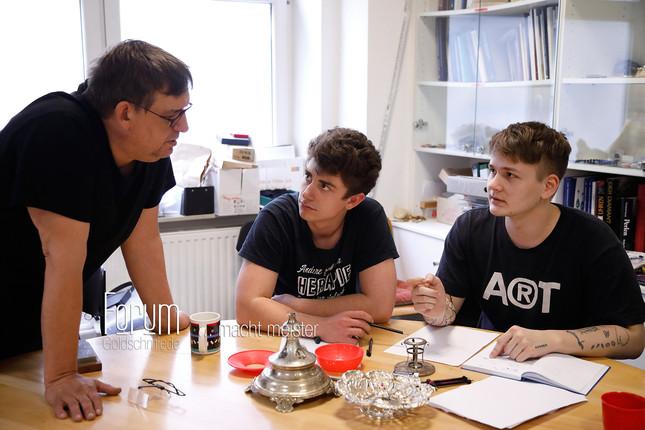 Stilkunde mit Wolfgang Hufnagl