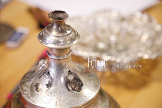 Restaurierung Silberschmiede