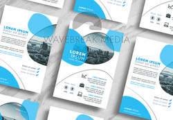 Round Shaped Flyer
