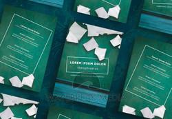Paper Sheets Flyer