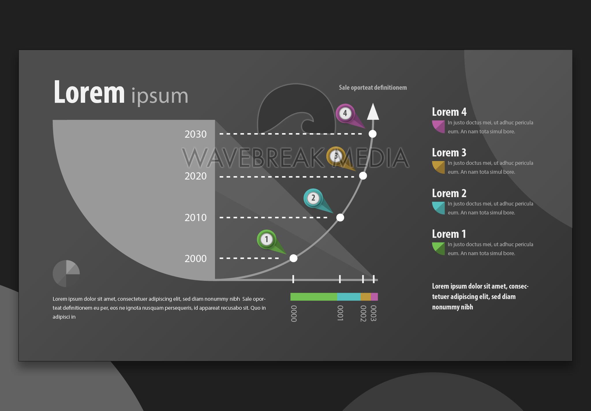 Bar Chart Infographics
