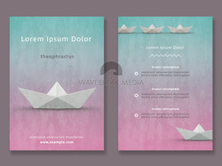 Paper Boats Flyer