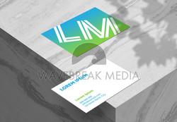 Business Cards Edge