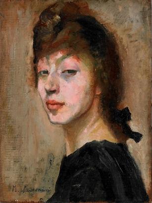 Laurencin,_Self-portrait,_c._1907,_Musée