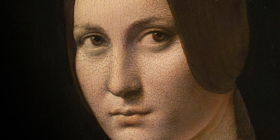 Tour of the Leonardo Exhibition