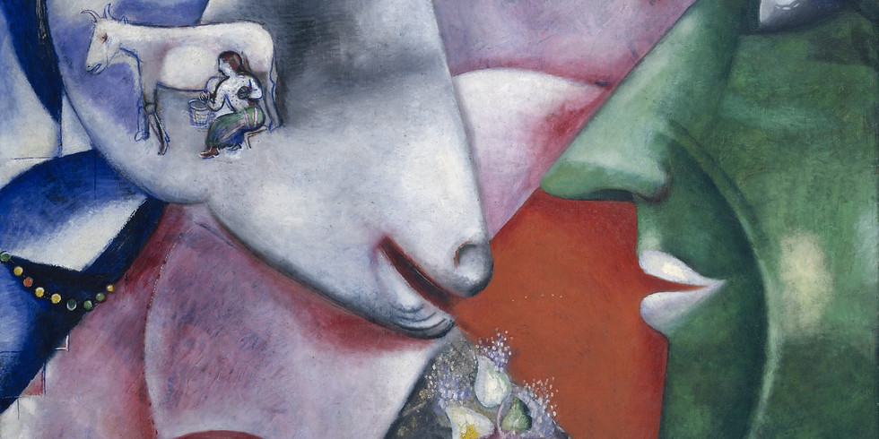 Paris Through the Window - Marc Chagall - Online Experience