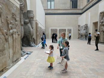 Kids discovering Mesopotamia
