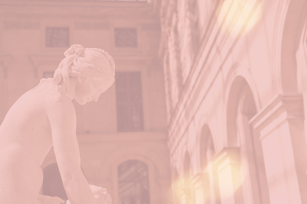 louvre pink