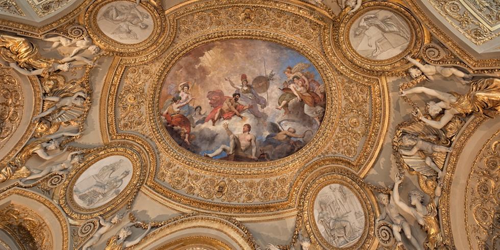 Ladies of the Louvre