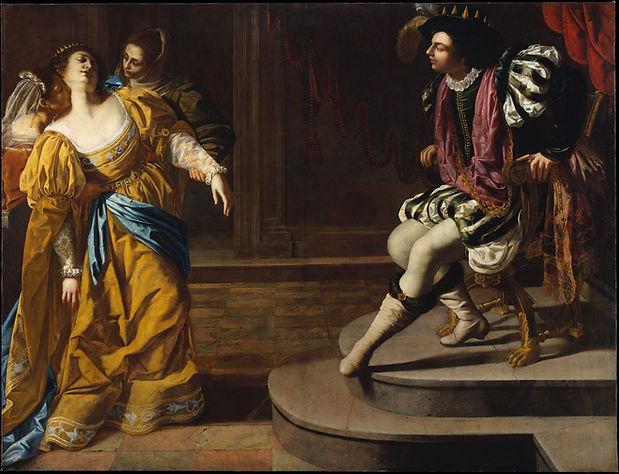 Renaissance & Baroque Women Artists