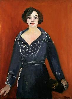 Emilie Charmy woman artist