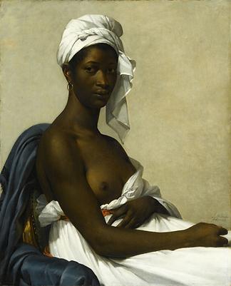 Marie-Guillemine Benoist Portrait de Mad