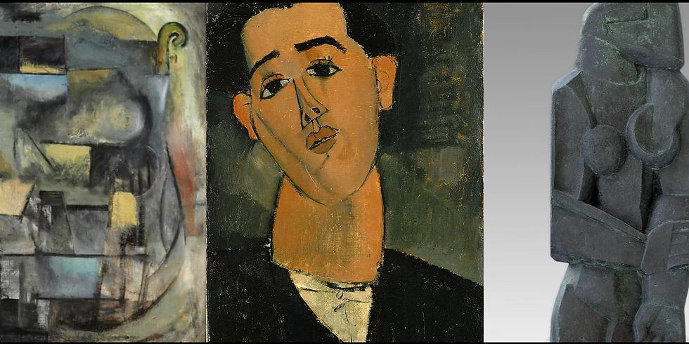 Art with Friends - Jewish Artists of the Ecole de Paris